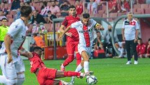 TFF 1. Lig: Samsunspor: 2 - Ankara Keçiörengücü: 0