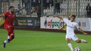 TFF 2. Lig: Afyonspor: 2 - Ankaraspor: 1