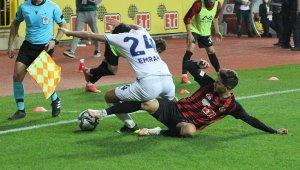 TFF 2. Lig: Eskişehirspor: 2 - Pazarspor: 6