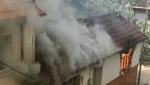 Tinerci evi yaktı, mahalleyi birbirine kattı