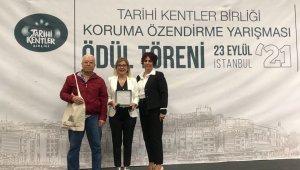 """TKB'den Kuşadası Belediyesi'ne """"Başarı"""" Ödülü"""
