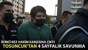 'Tosuncuk' Lakaplı Mehmet Aydın Hakim Karşısında!