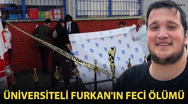 Üniversiteli Furka'ın Feci Ölümü!