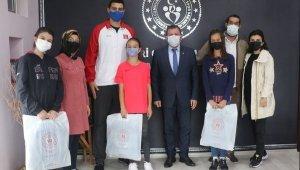 Vakıfbank Voleybol takımı alt yapısına Kayseri'den 3 sporcu