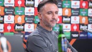 """Vitor Pereira: """"Kendi kimliğimizi sahaya yansıtacağız"""""""