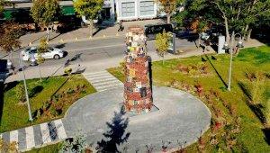 'Varlığınız Sağlığımız Anıtı' açılıyor