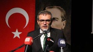 """AK Parti Grup Başkanvekili Mahir Ünal: """"Karşımızda AK Parti ve Erdoğan düşmanlığı, Türkiye düşmanlığına dönüşmüş bir yapı var maalesef"""""""