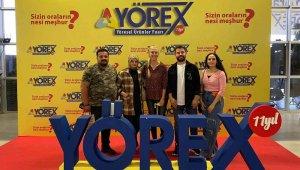 Alanya HEP Aşçılık ve Gastronomi öğrencileri YÖREX'te