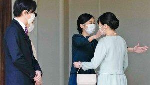 Aşkı kraliyete tercih eden Japonya Prensesi Mako dünya evine girdi