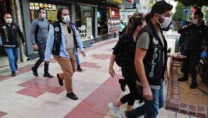 Aydın'da aynı adrese ikinci uyuşturucu baskını: 9 gözaltı