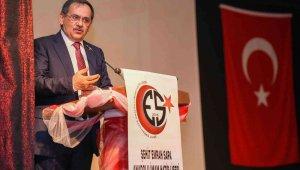 """Başkan Demir'den öğrencilere: """"Allah rızası için çalışın, bunun dışındaki her şey boş"""""""