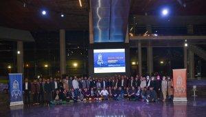 Başkan Gürkan, gençlerle dijital dünyayı konuştu