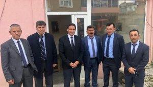Damal'da 'Muhtarlık İrtibat Bürosu' açıldı
