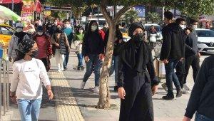 Elazığ'da aşılamada yükseliş, vaka sayılarında da düşüş sürüyor