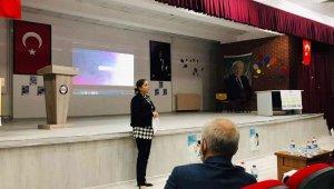 Elazığ'da okul yöneticilerine 'aşı farkındalığı' eğitimi