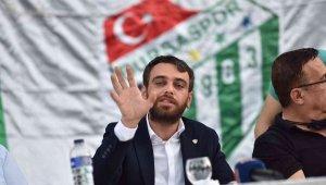 """Emin Adanur: """"Vakit kulübümüzü ait olduğu yere taşıma vaktidir"""""""