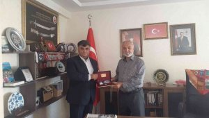Eskişehir'de yaşayan Bileciklilerden Başkan Kepez'e ziyaret