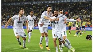Fenerbahçe 1-2 Alanyaspor