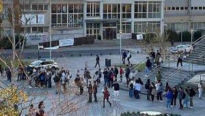 İspanya'da üniversiteye silahlı saldırı
