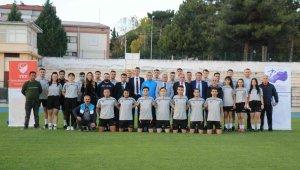 Karabük'te futbol hakemleri yeni sezonu açtı