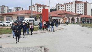 Kastamonu'da vaka artışını aşılama da durduramadı