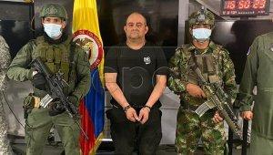 Kolombiya'nın en çok aranan uyuşturucu satıcısı Otoniel yakalandı