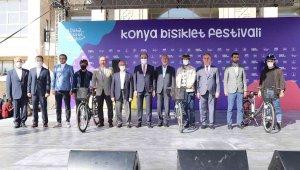 Konya Bisiklet Festivali başladı