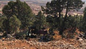 Konya'da traktör uçuruma yuvarlandı: 1 ölü, 3 yaralı