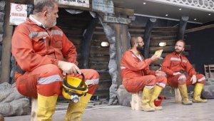 Madencilerin hayatlarına dokunmak için tüm Türkiye'yi gezdiler