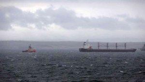 Marmara Denizi'nde kaza yapan gemilerde incelemeler sürüyor