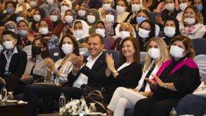 Mersin'de Dünya Çiftçi Kadınlar Günü buluşması