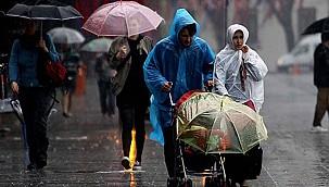 Meteorolojiden çok sayıda il için yağış uyarısı