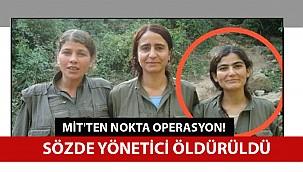 MİT'ten Nokta Operasyon! Sözde Yönetici Öldürüldü