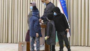 Özbekistan'daki cumhurbaşkanlığı seçimlerinde oy verme işlemi sona erdi