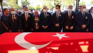 Pençe-Yıldırım şehidi Osmaniye'de toprağa verildi