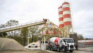 Samsun Büyükşehir'in betondan milyonluk tasarrufu