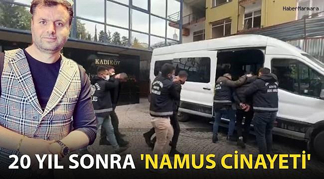 Şırnak'tan Gelip Kadıköy'de Sokak Ortasında 'Namus' Cinayeti İşledi