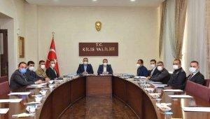 Suriye görev gücü koordinasyon toplantısı Kilis'te yapıldı