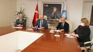 Türk Eğitim-Sen ve Uluslararası Avrasya Eğitim Sendikaları Birliği'den 3. Uluslararası Türk Dünyası Mühendislik ve Fen Bilimleri Kongresi