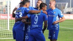Ziraat Türkiye Kupası: Altay: 5 - Belediye Derincespor: 1