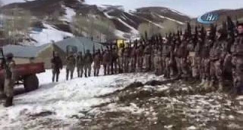 Komando Söyledi Dağ Taş İnledi!