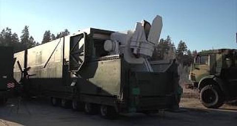 Rusya  Yeni Lazer Silahının Videosunu Yayınladı