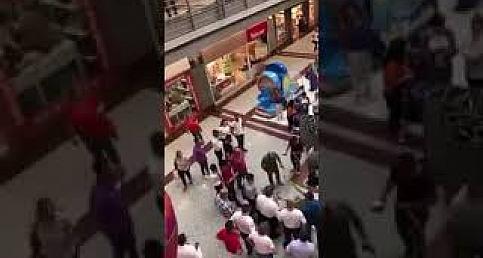 Metrocity Avm'ye Haciz İddiası