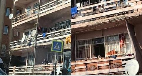 Avcılar'da 6 Daireli Binada 'Kartal Faciası' Yaşanabilir