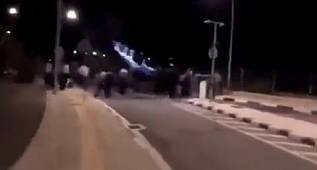 KKTC'de Rumlar Maraş'a girmeye çalıştı