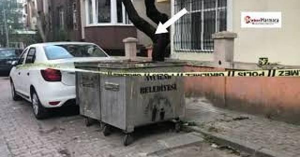 Avcılar'da Bebeğin Çöpe Atılması Kamerada ! Kan Donduran Olay