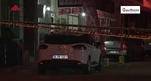 Esenyurt'ta silahlı saldırı: 1 yaralı #ESENYURT