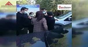 HDP Milletvekilinden Skandal Hareket | #HaberMarmara