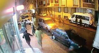 Esenyurt'ta kağıt toplayıcı cinayetinin zanlısı yakalanma anı