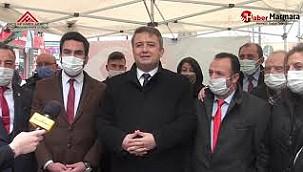 Doğu Türkistan'daki Zulme Dur De   Gelecek Partisi İstanbul